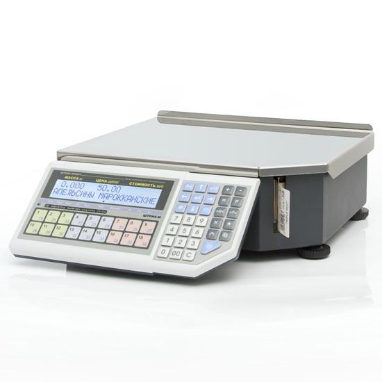 Весы с печатью этикетки Штрих-ПРИНТ Ф1